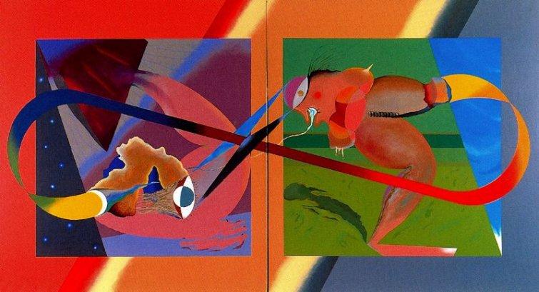 Matisse de día-Matisse de noche (1977) Carlos Alcolea Henri Matisse