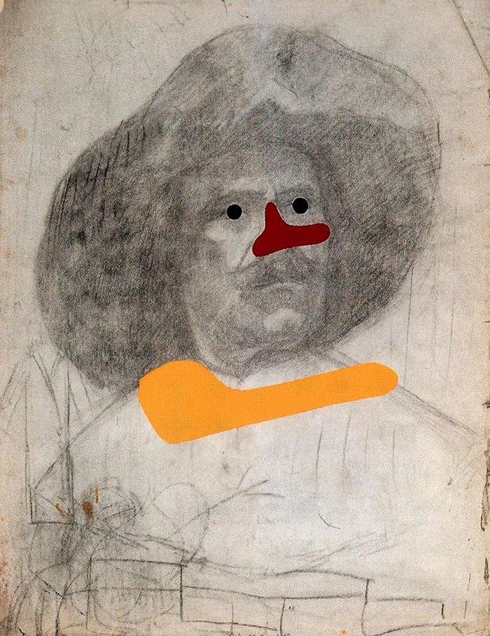 Pintura : Eduardo Arroyo