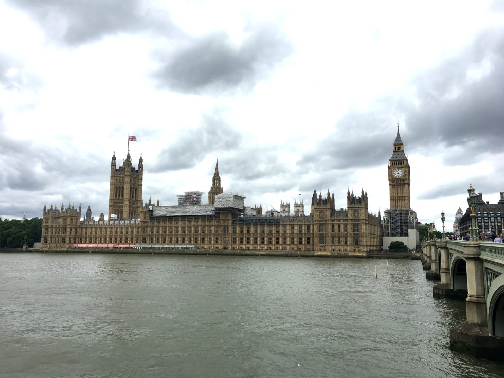 Edificio del Parlamento (1860) Charles Barry