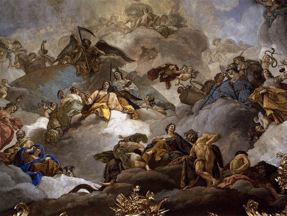 Famous Fresco Painting
