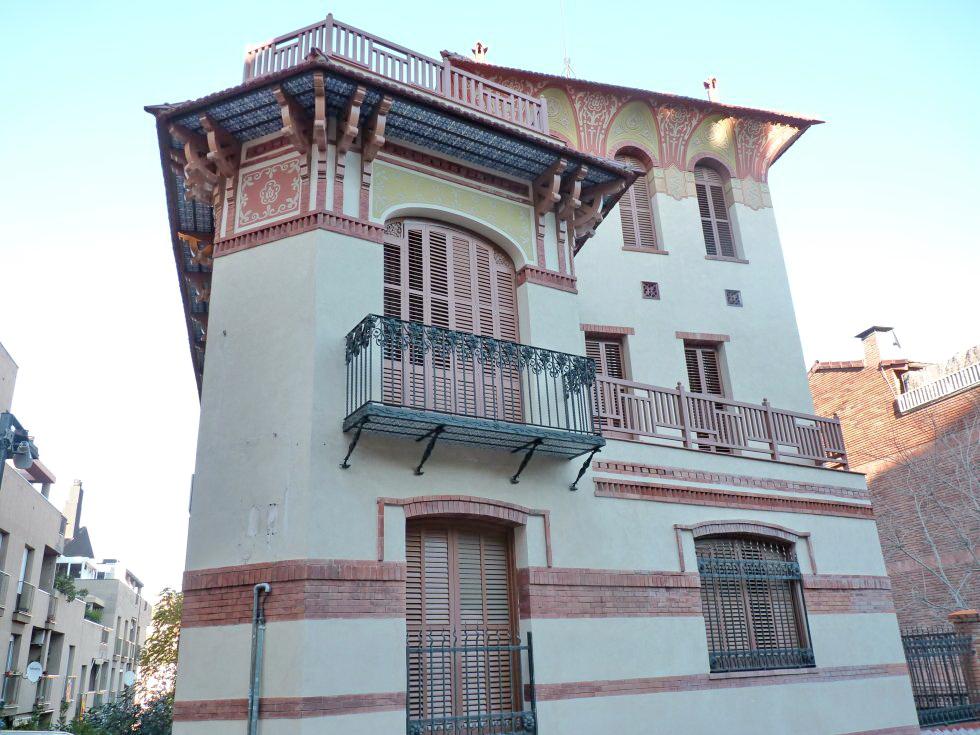 Colegio Mayor Montseny (1910) Salvador Puiggrós
