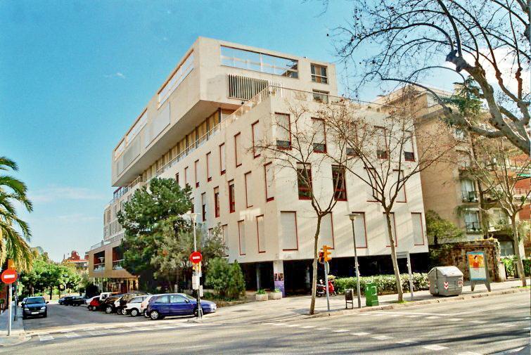 Colegio arquitectos barcelona excellent barcelona - Arquitecto tecnico barcelona ...