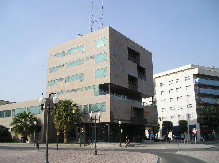 Gobierno civil de tarragona 1957 alejandro de la sota - Arquitectos tarragona ...