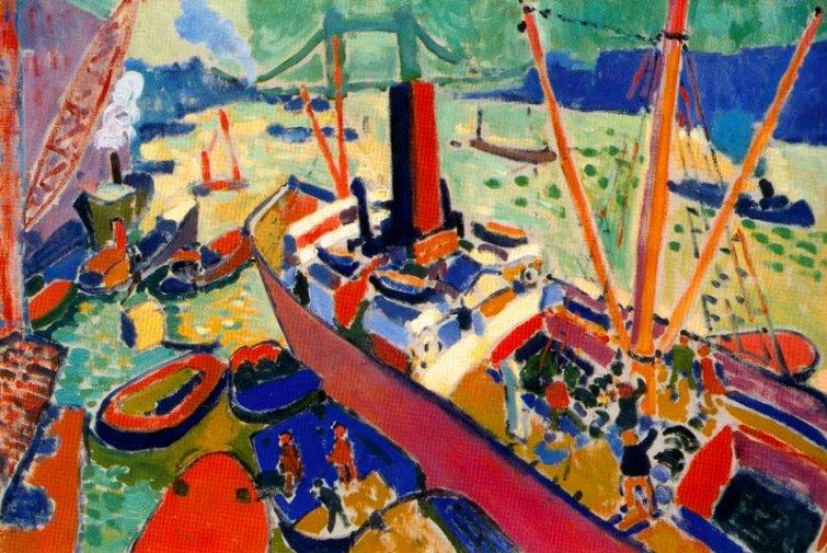 Pintura: André Derain