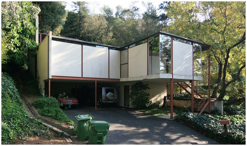 Casa Hale 1949 Craig Ellwood