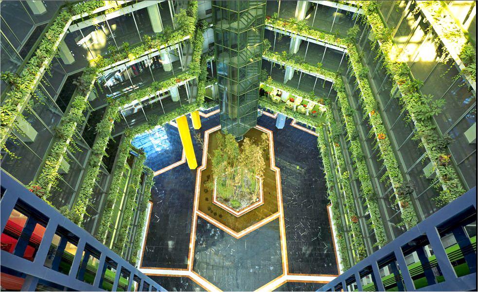 Repercusión arquitectónica del volumen de las instalaciones en los ...