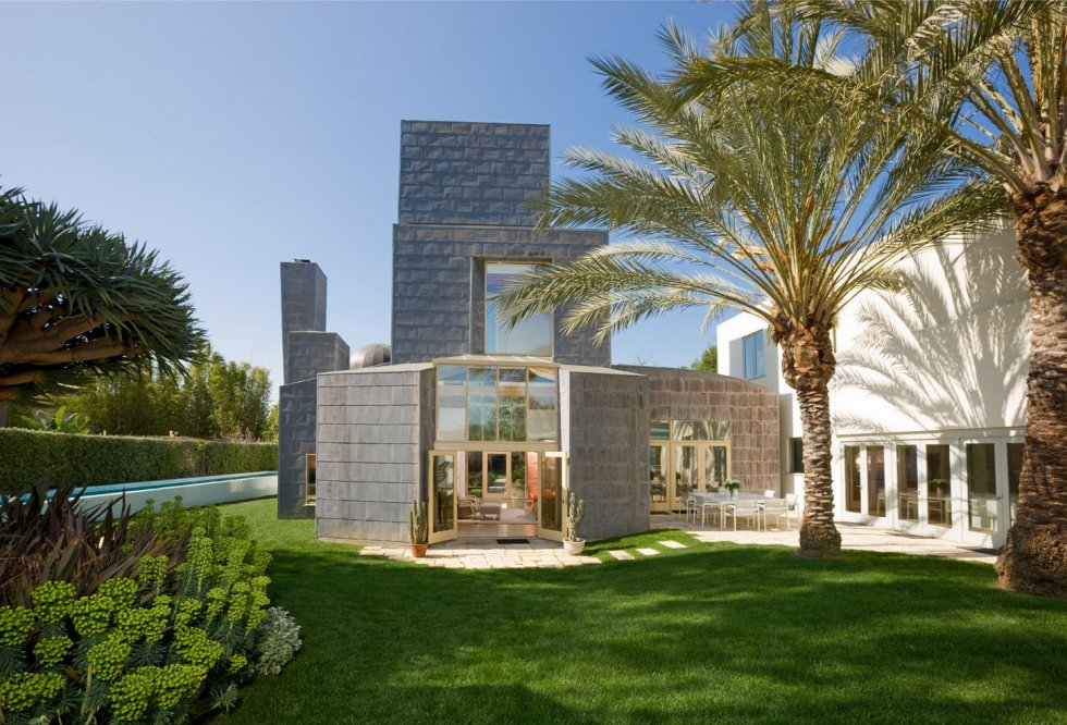 Schnabel residence 1989 frank gehry - Residence calistoga strening architects californie ...