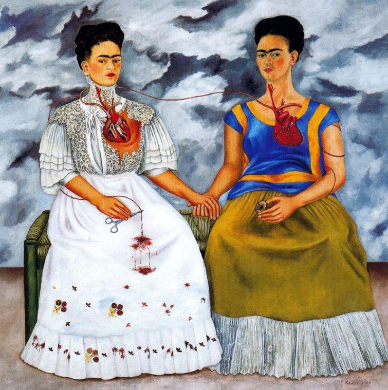 Autor  Frida Kahlo