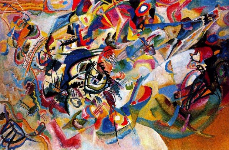 El arte Degenerado de Wassily Kandinsky - Taringa!