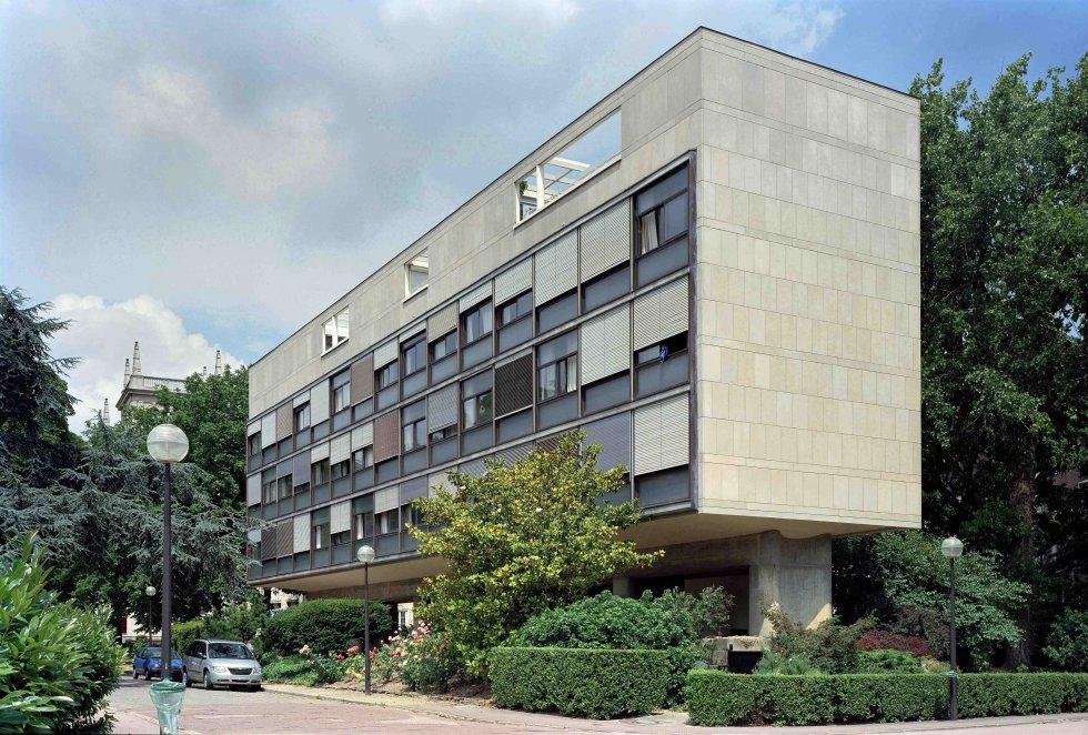 Casa de suiza 1932 le corbusier - Arquitecto le corbusier ...