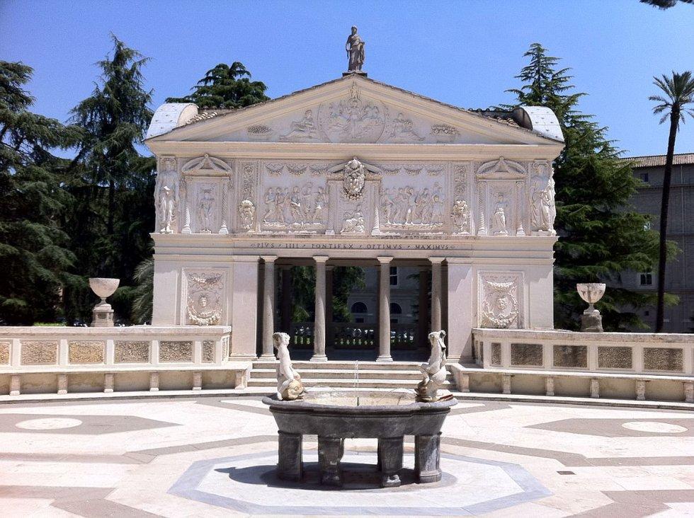 Villa Pia Roma