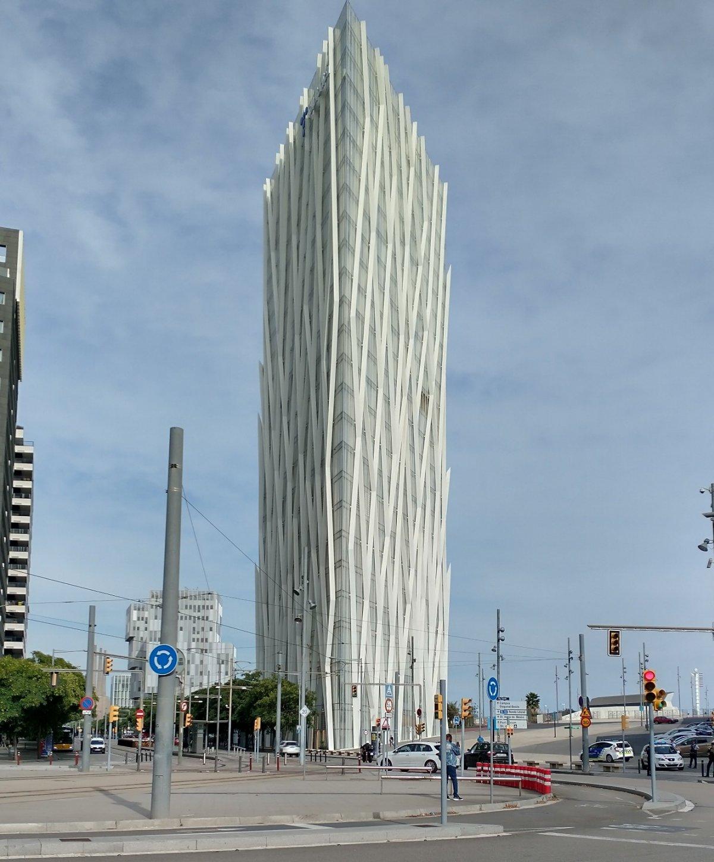 Torre Diagonal ZeroZero