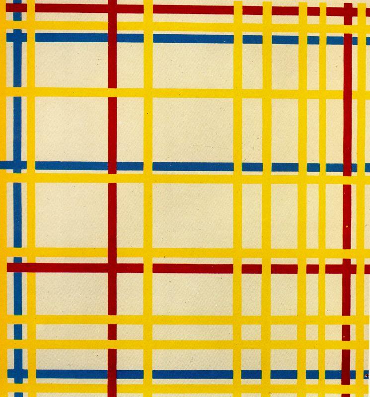 Piet Mondrian en 5 maravillosas obras