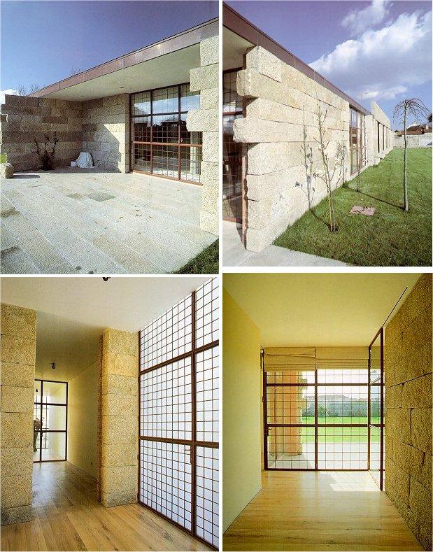 Casa nevogilde 1988 eduardo souto de moura - Casas en la provenza ...