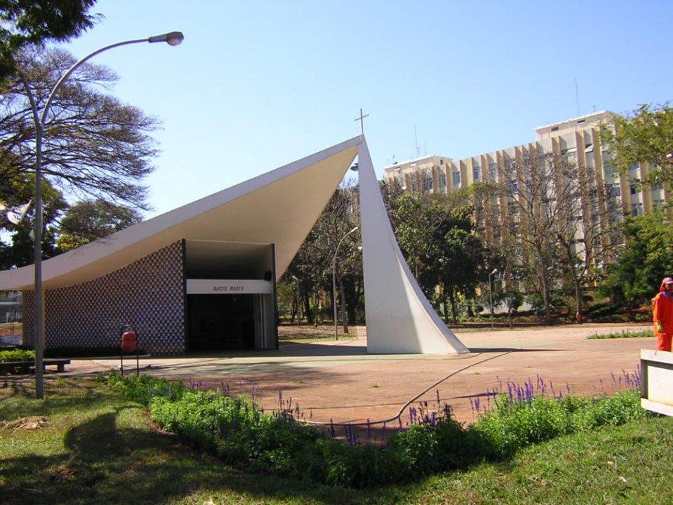 Historia de la arquitectura moderna oscar niemeyer - Arquitecto de brasilia ...