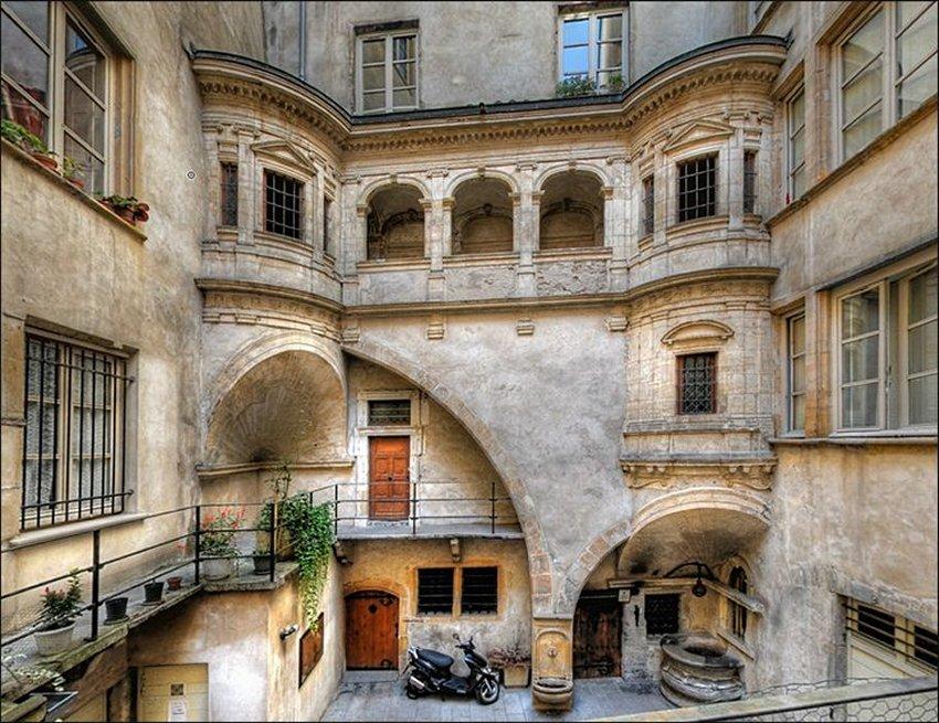 Le Palais Saint Jean Restaurant Lyon