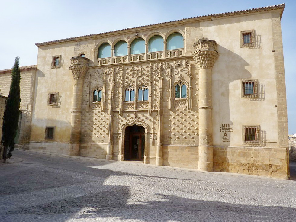 Palacio de Jabalquinto (1450)