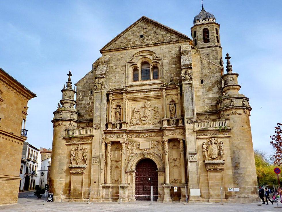 Sacra capilla del salvador 1559 diego de silo for Arquitectura sacro