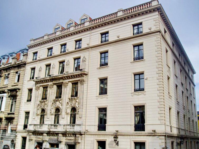 Edificio bolsa de valores 1905 enrique epalza for Busco arquitecto