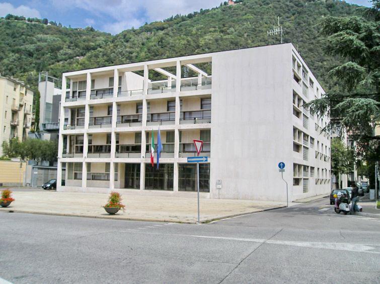 Casa del fascio 1936 giuseppe terragni for Giuseppe terragni casa del fascio