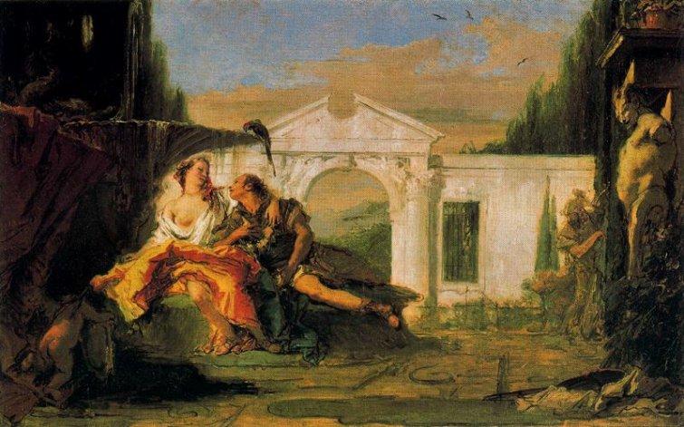 Autor: Giovanni Battista Tiepolo