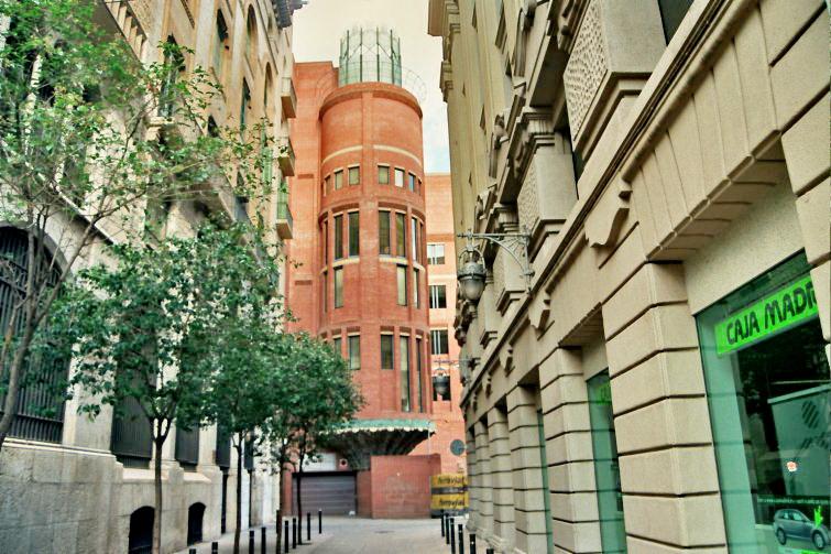 arquitecto lluis clotet u oscar tusquets direccin amadeu vives ciudad barcelona barcelona catalunya pas espaa europa
