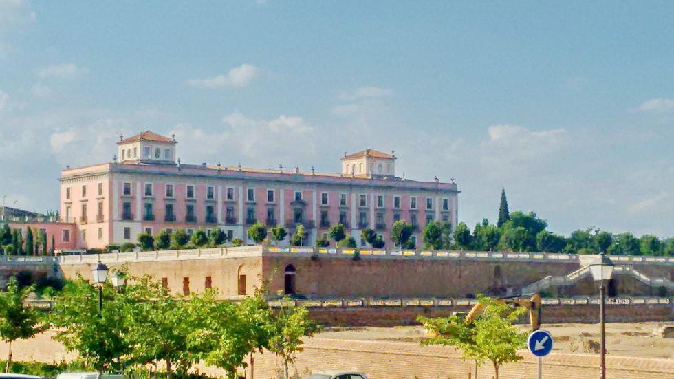Palacio del infante don luis 1776 ventura rodr guez - Residencia boadilla del monte ...