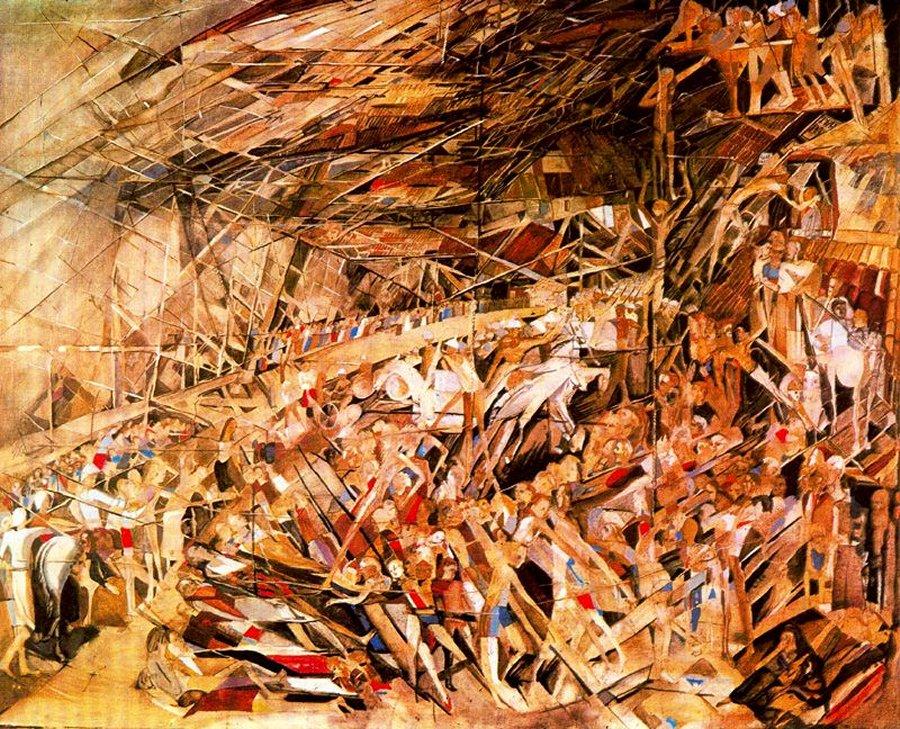 Resultado de imagen de maria helena vieira da silva obras