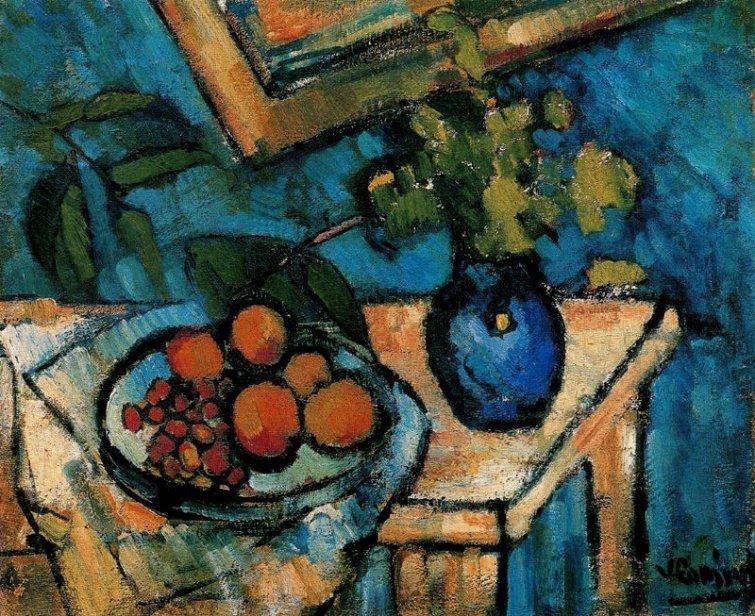 Pintores y pinturas fauvistas.