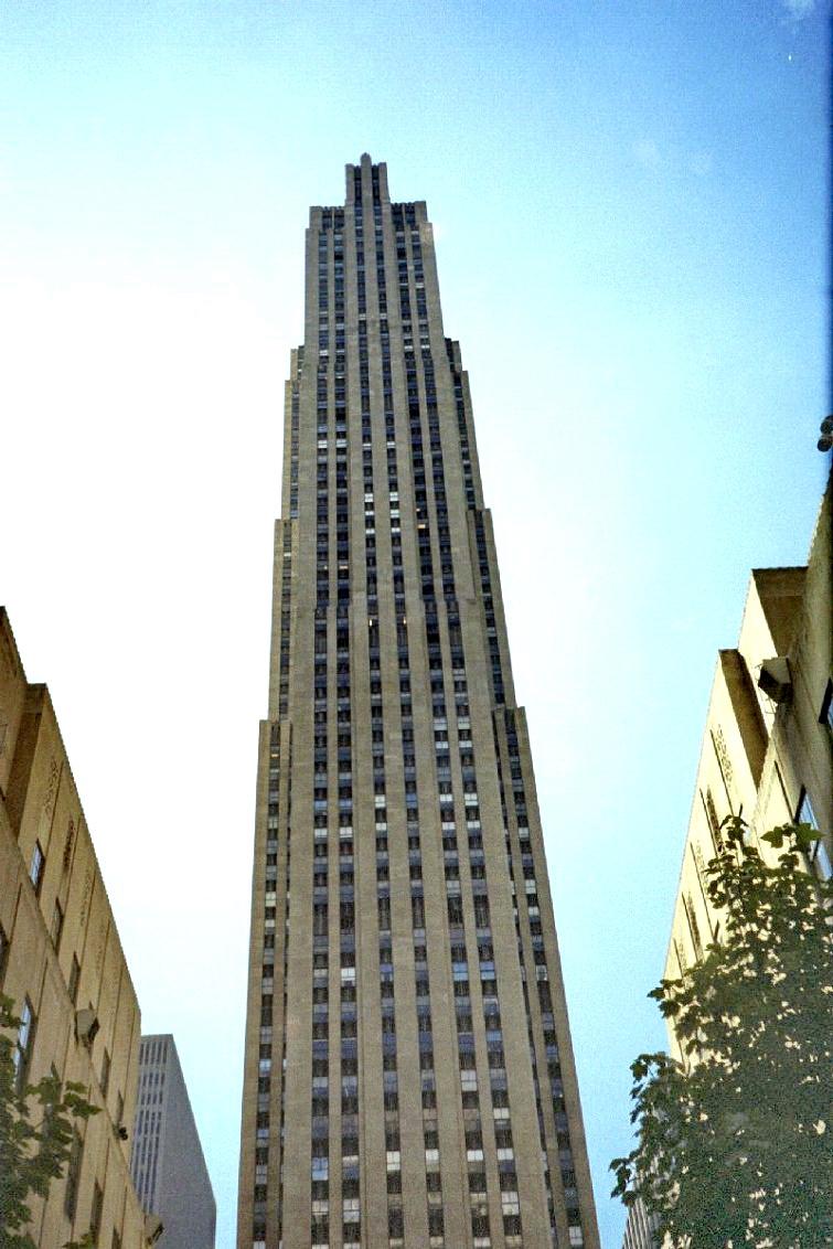 Nueva York - Edificios representativos